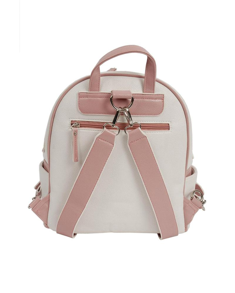 Τσάντα πλάτης άσπρη