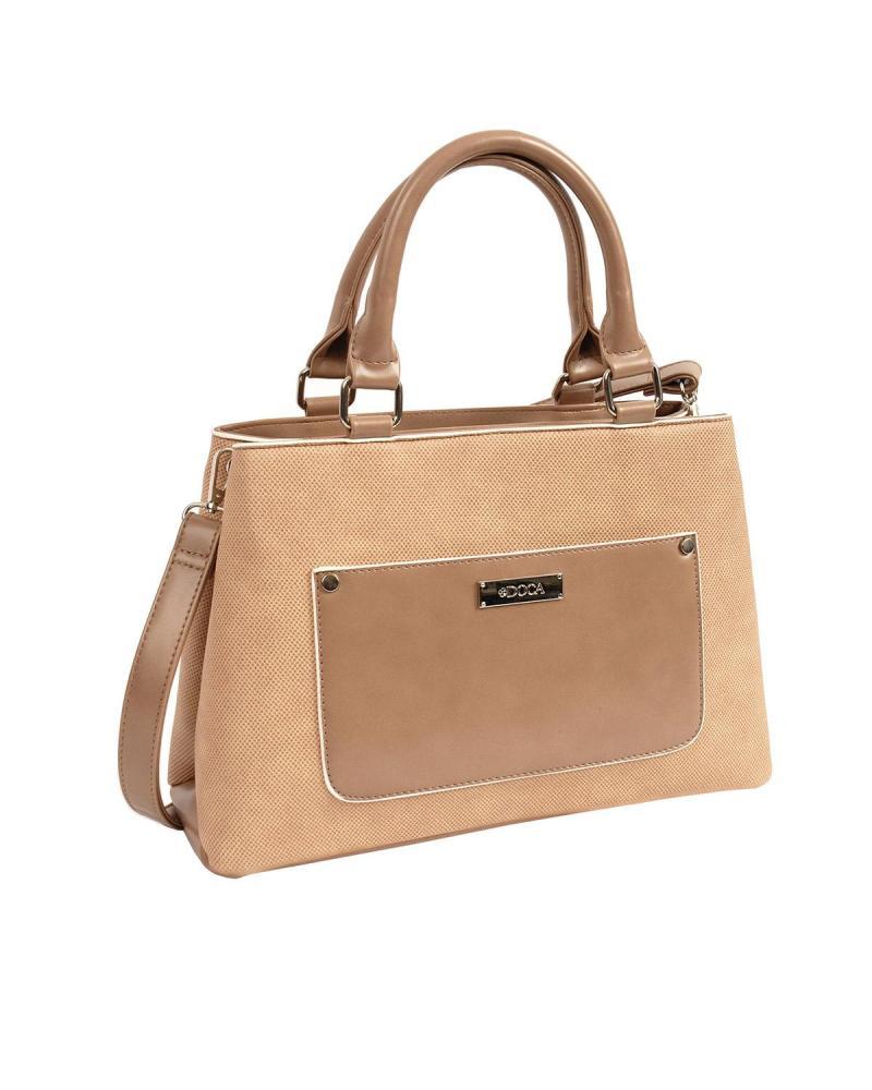 Καθημερινή τσάντα μπεζ