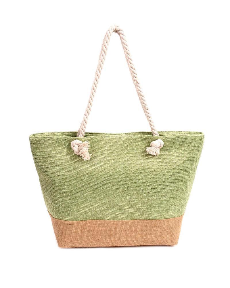 Handtasche grün