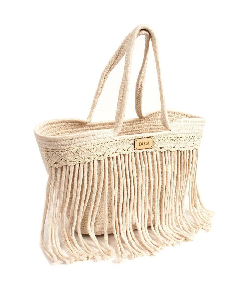 Handtasche weiß
