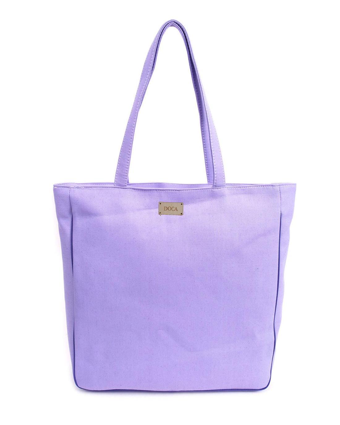 Handtasche lila