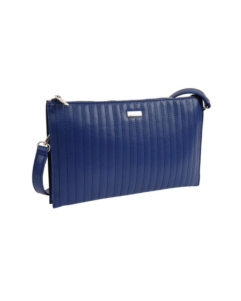 Τσάντα φάκελος μπλε