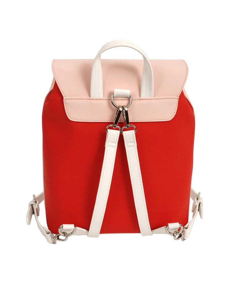 Τσάντα πλάτης ροζ