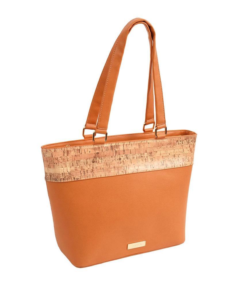 Καθημερινή τσάντα πορτοκαλί