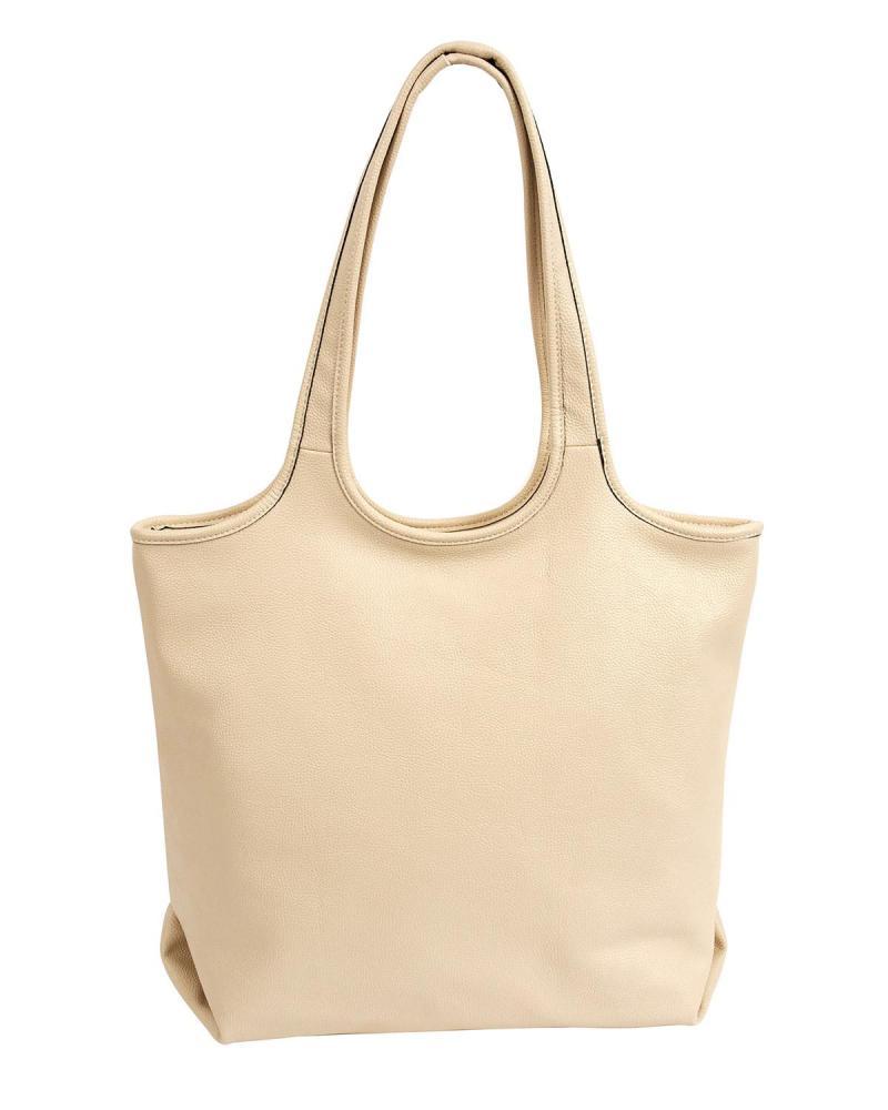 Ecru handbag