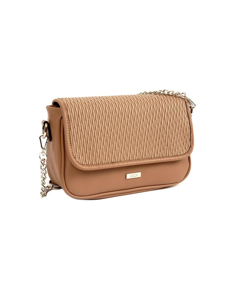 Camel cross body bag