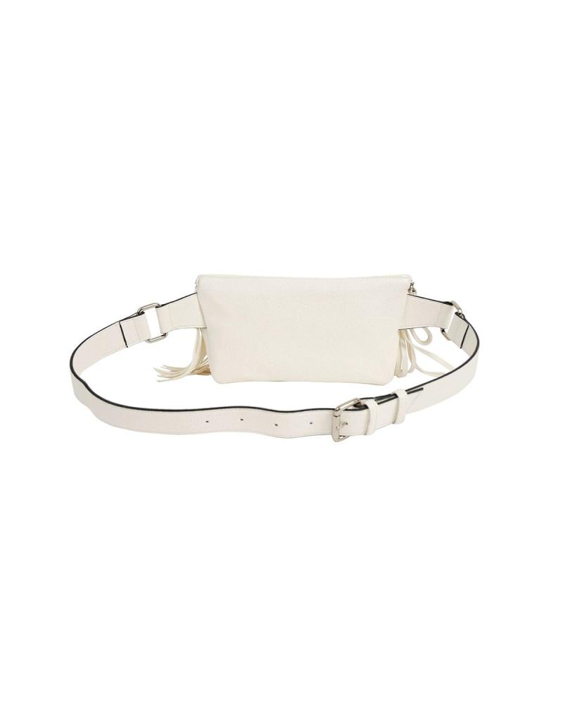 White belt bag