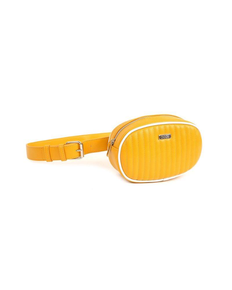Bauchtasche gelb