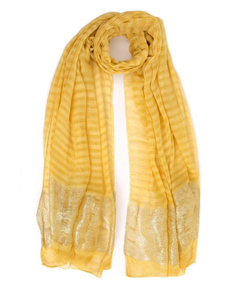Yellow stole