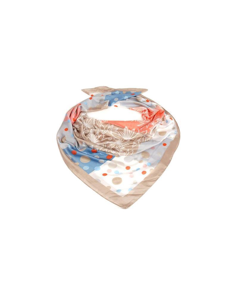 Beige foulard