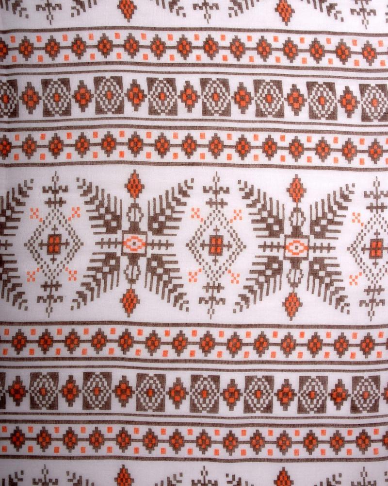Foulard khaki