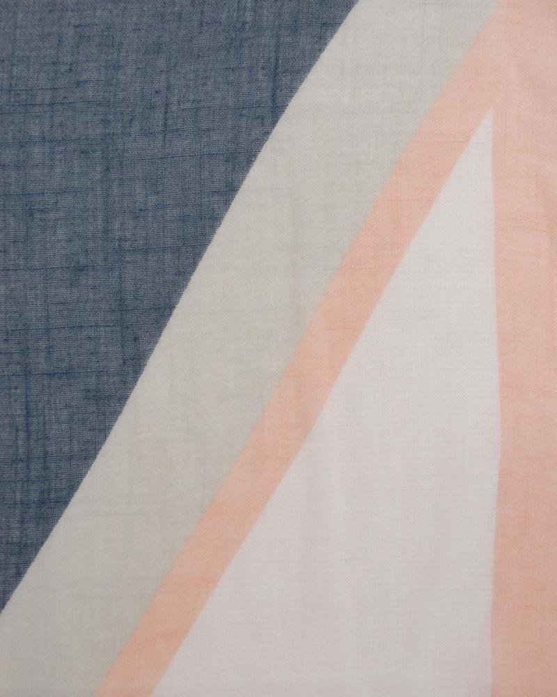 Orange foulard
