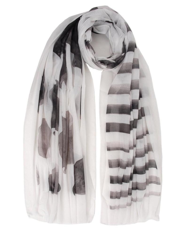 White foulard