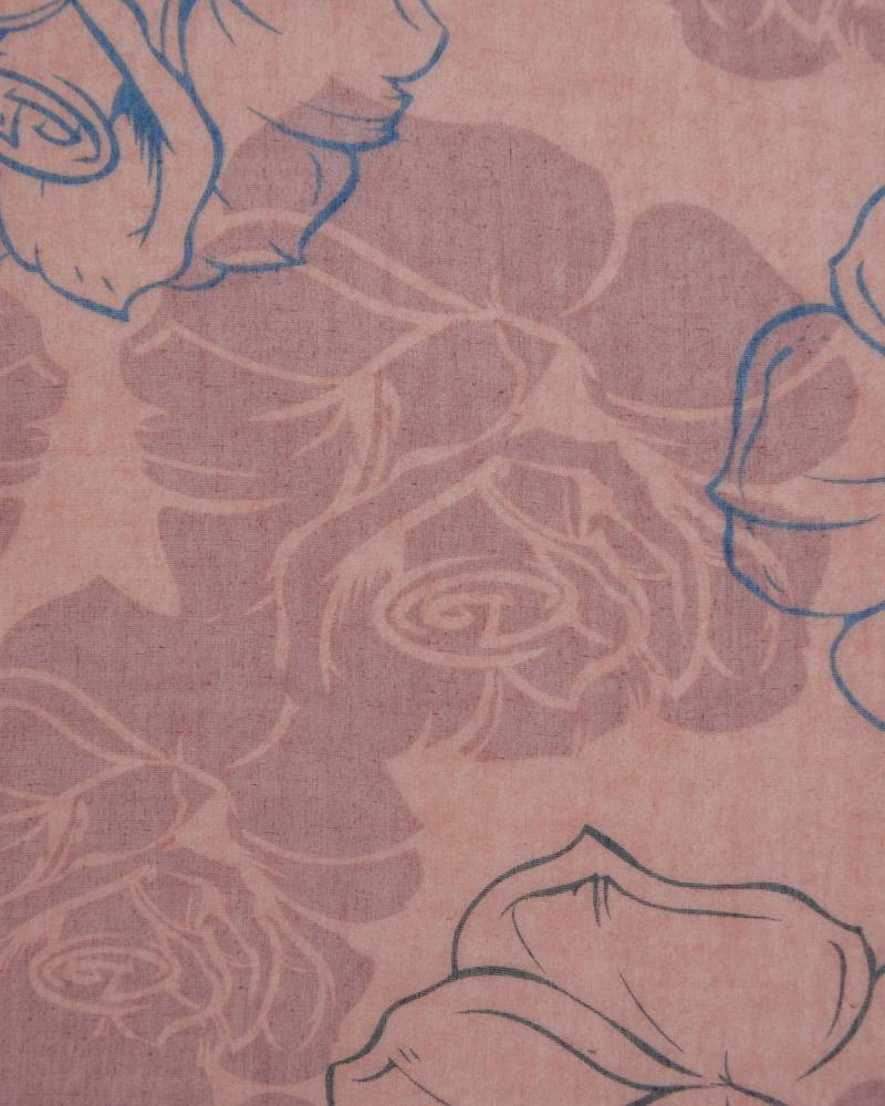 Pink foulard