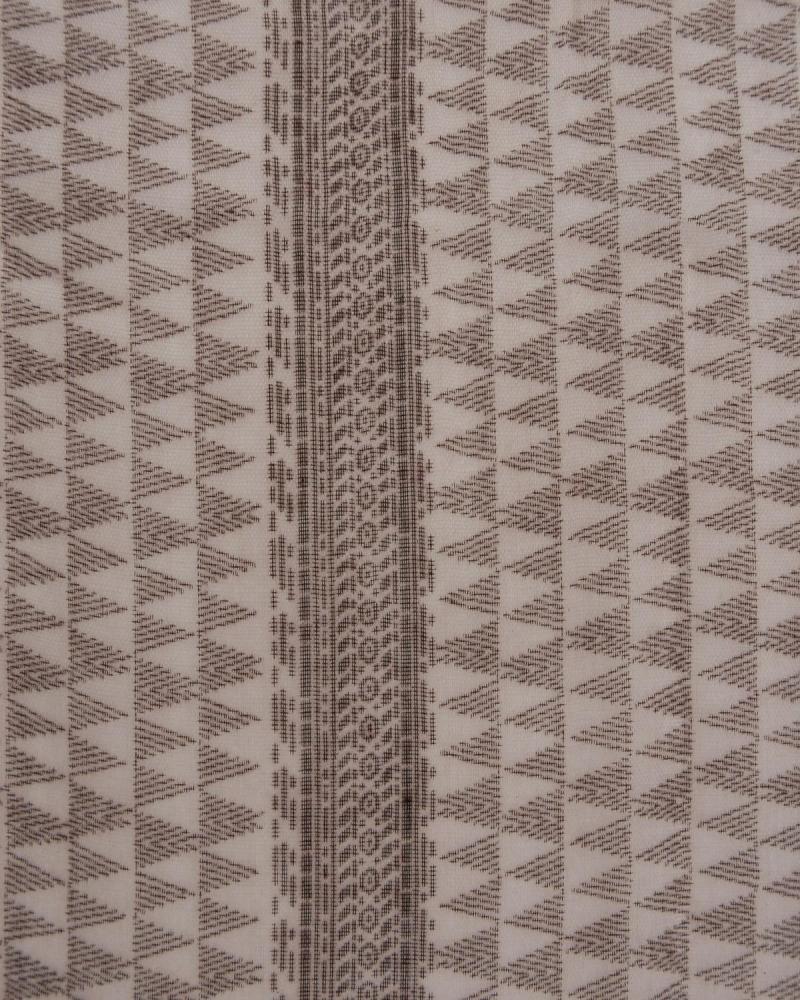 Foulard braun