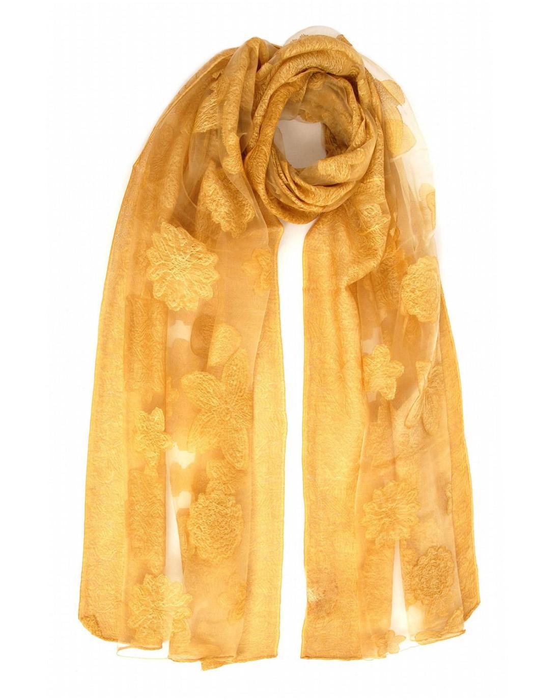Yellow stole