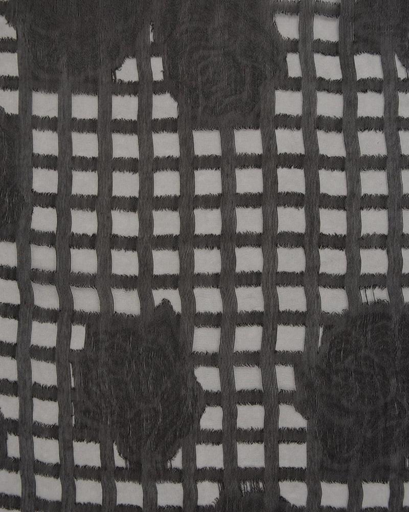 Εσάρπα μαύρη