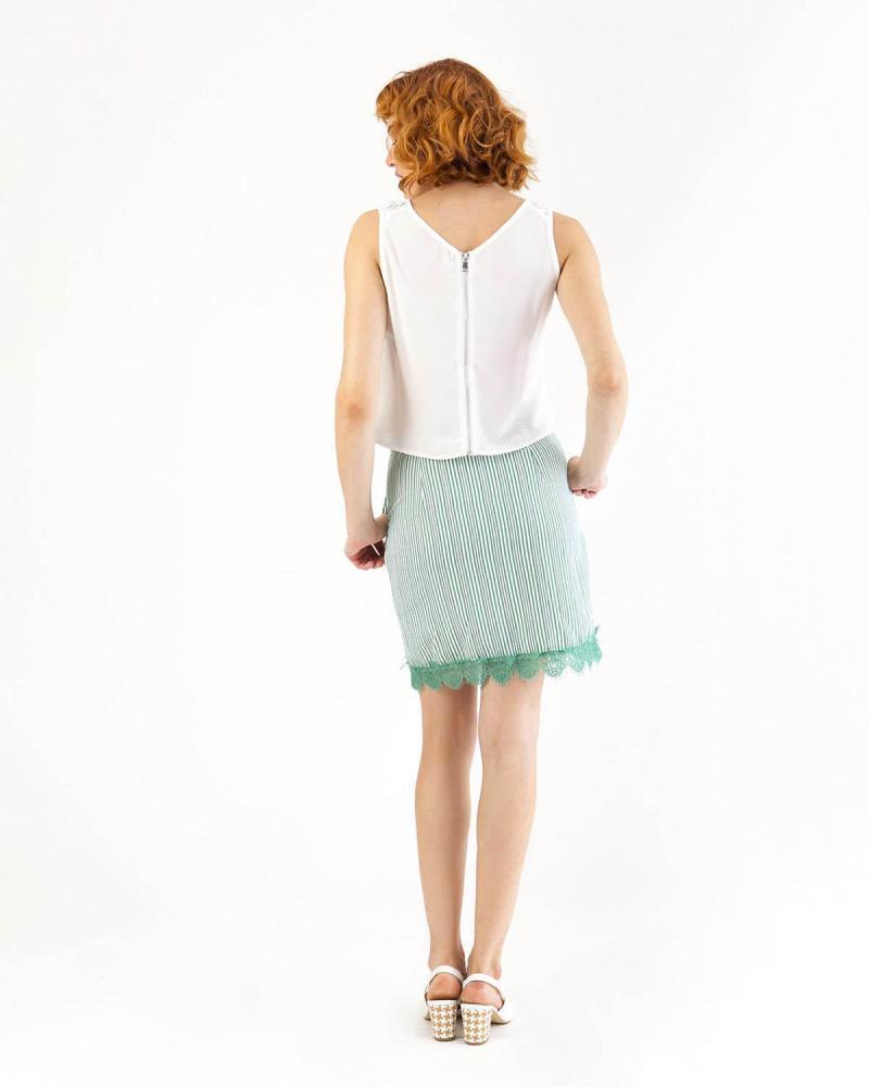 Φούστα πράσινη