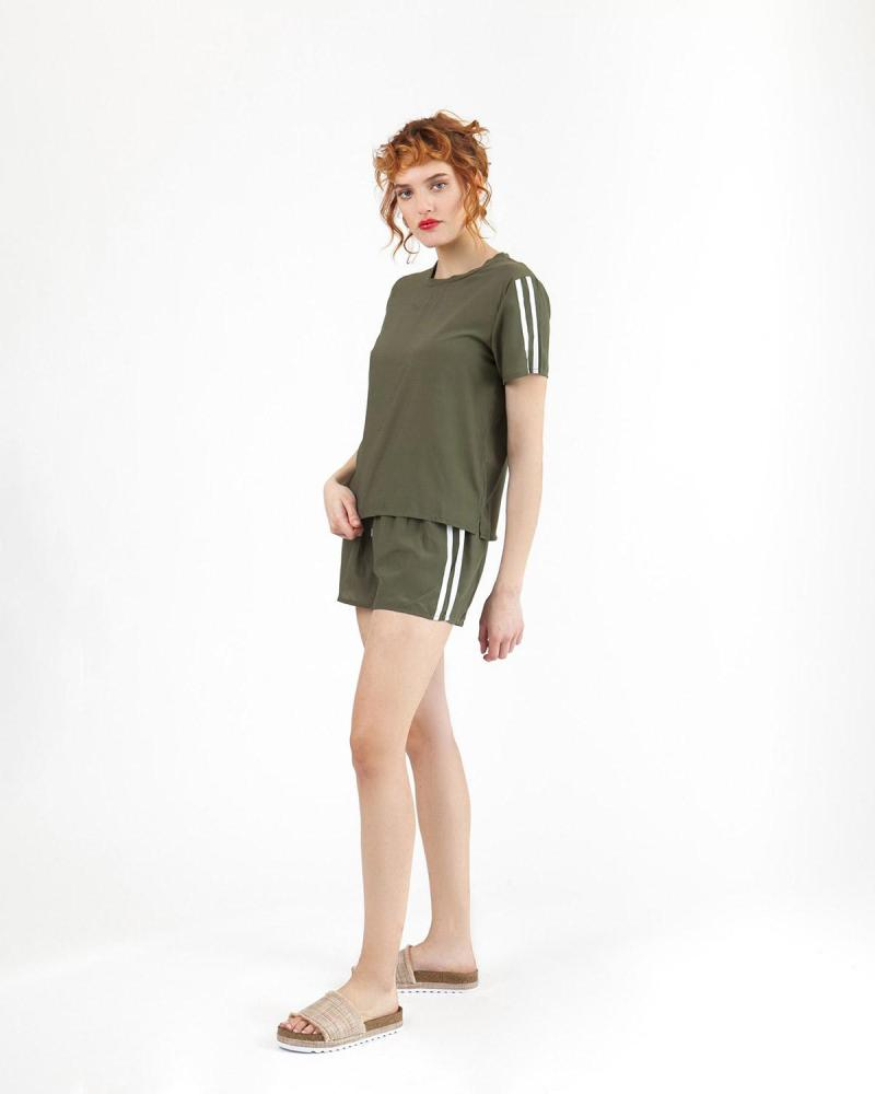 Μπλούζα πράσινη