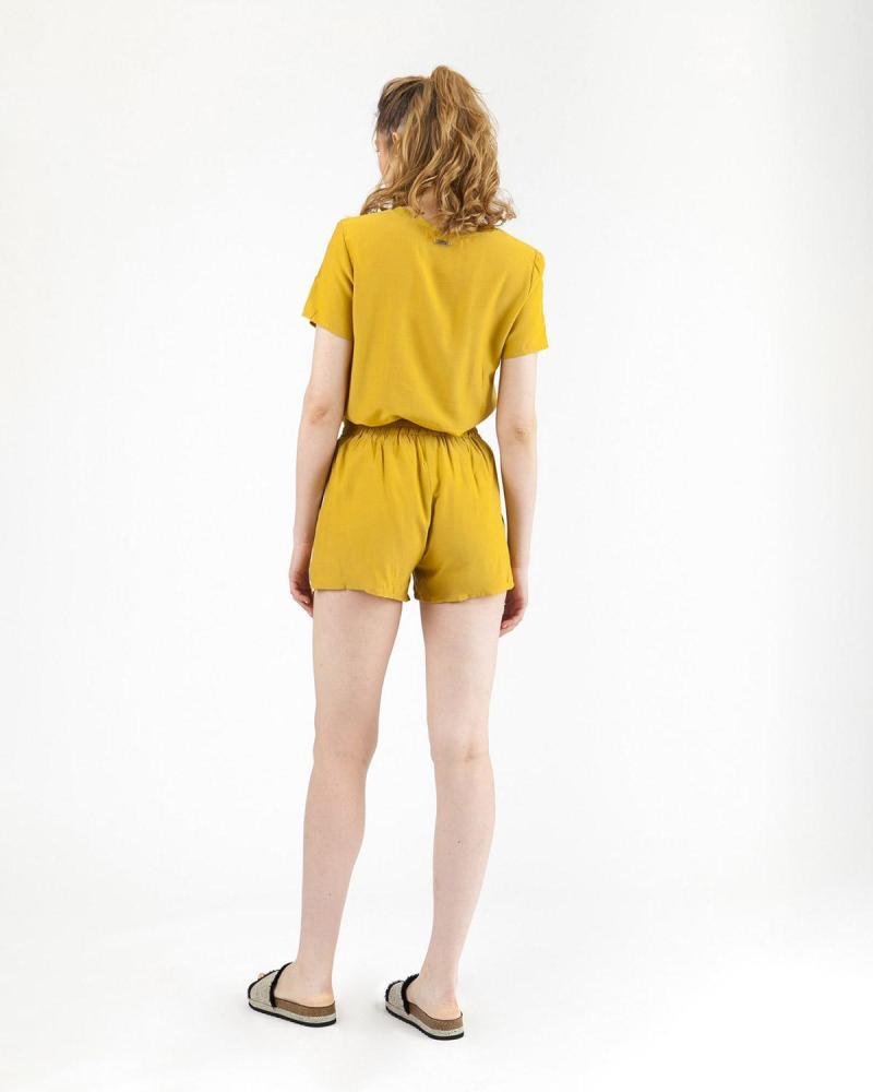 Σορτς κίτρινο