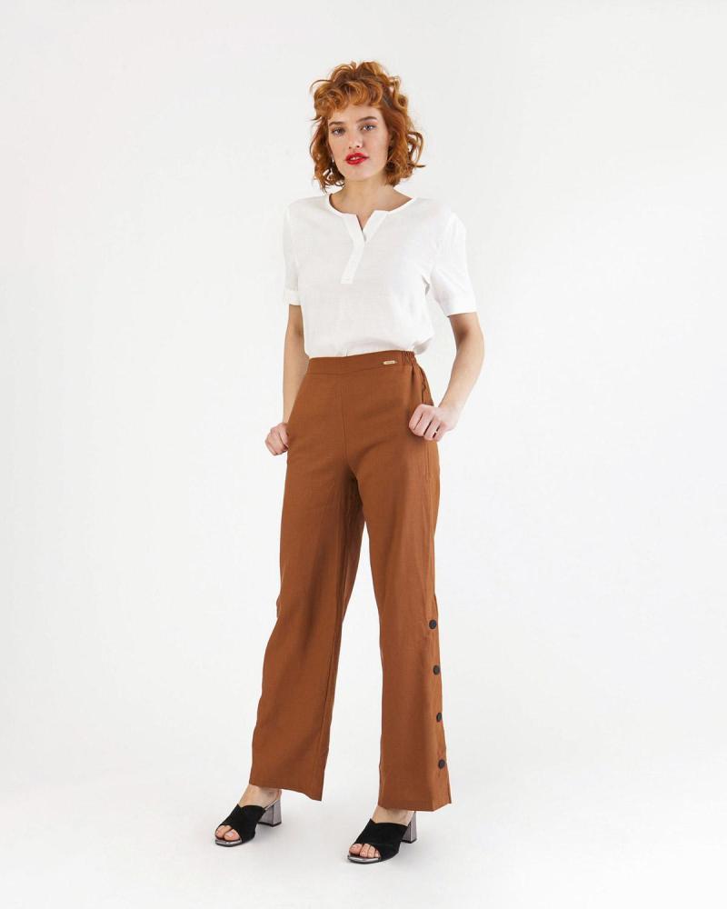 Παντελόνι καφέ