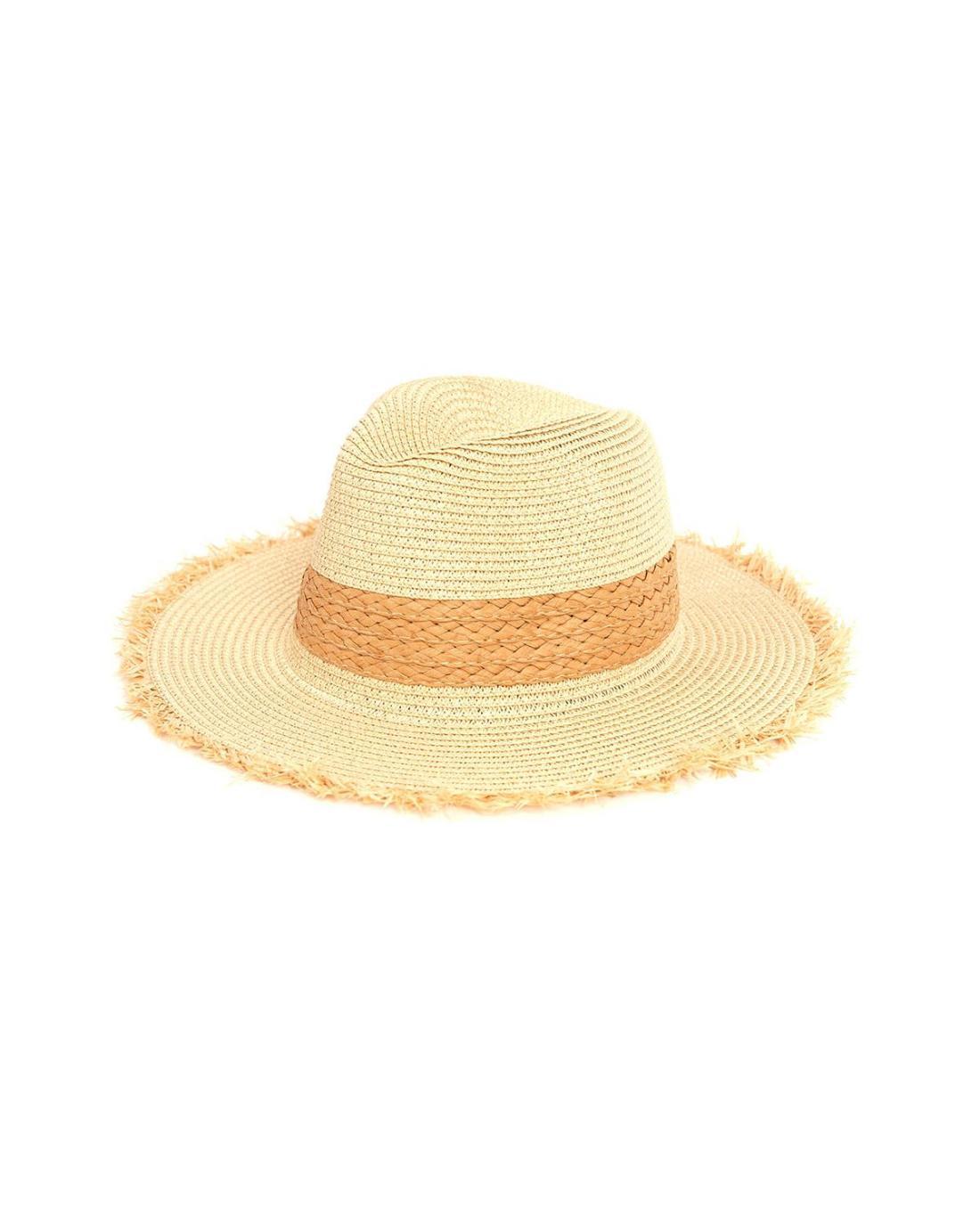 Ecru hat