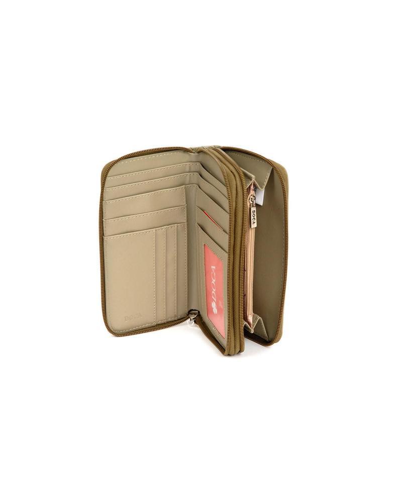 Portemonnaie khaki