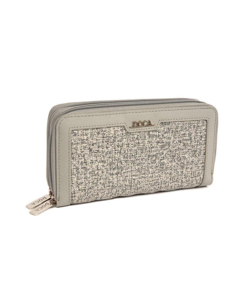 Portemonnaie grau
