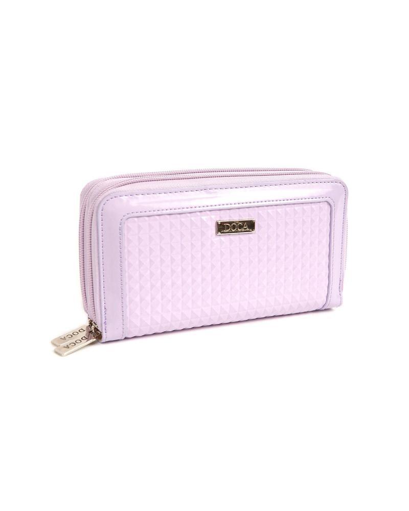 Portemonnaie lila