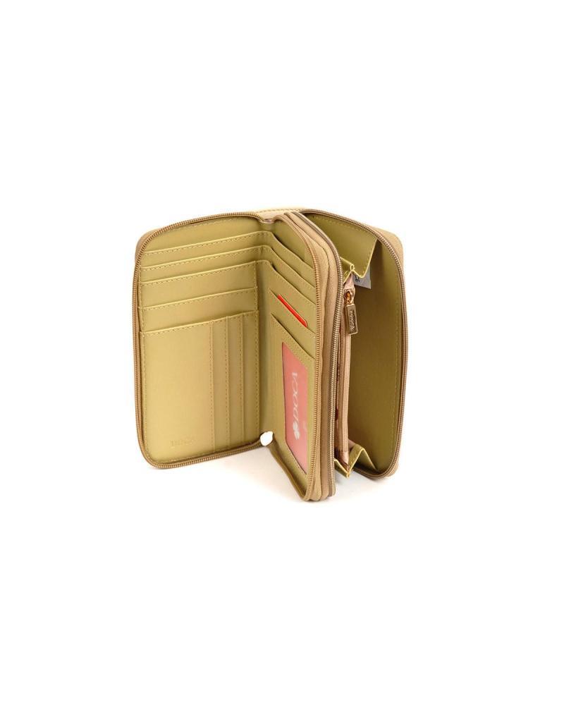 Khaki wallet