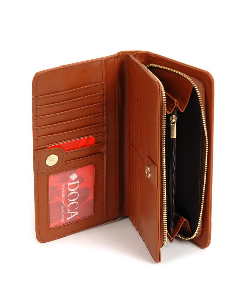 Portemonnaie hellbraun