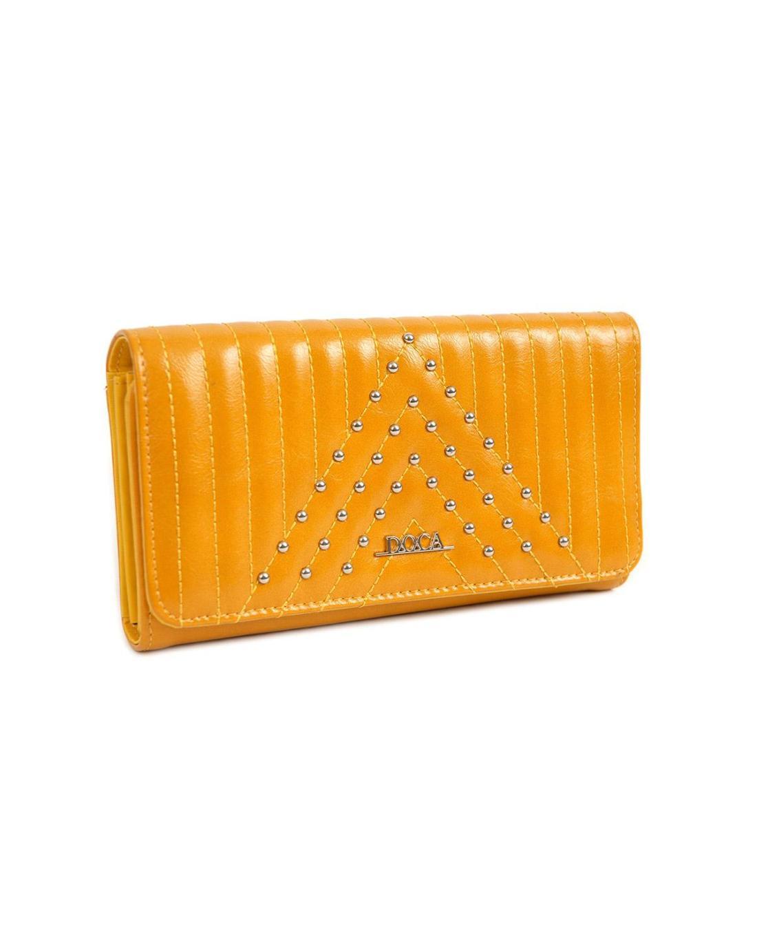 Portemonnaie gelb
