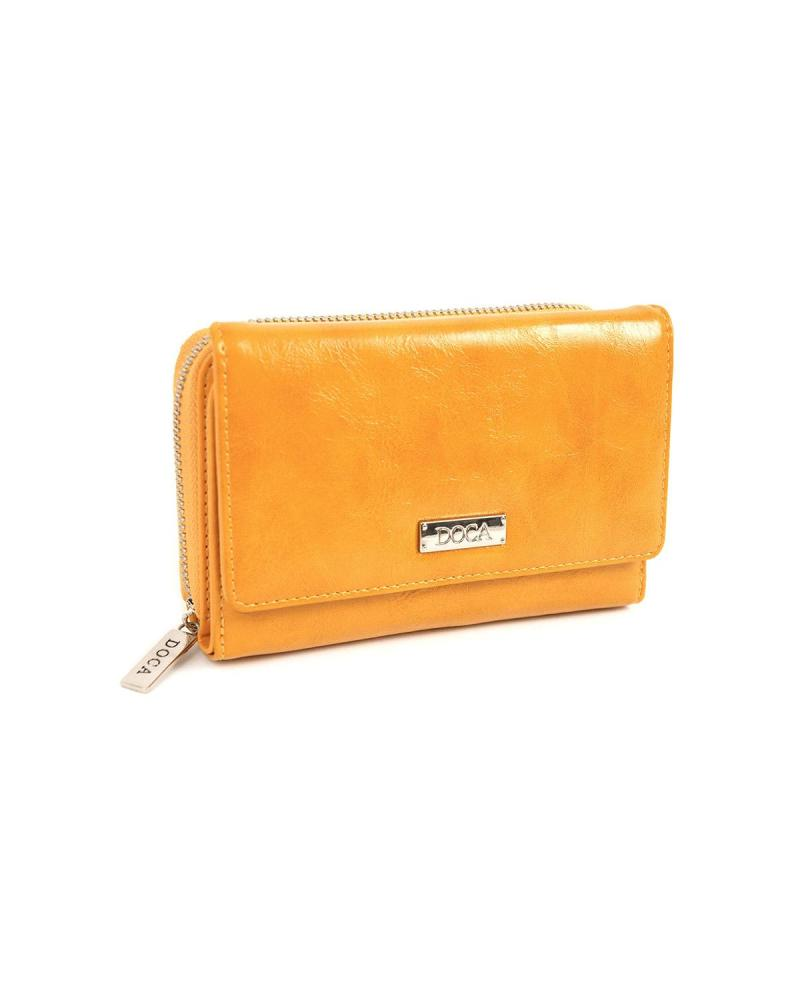 Πορτοφόλι κίτρινο