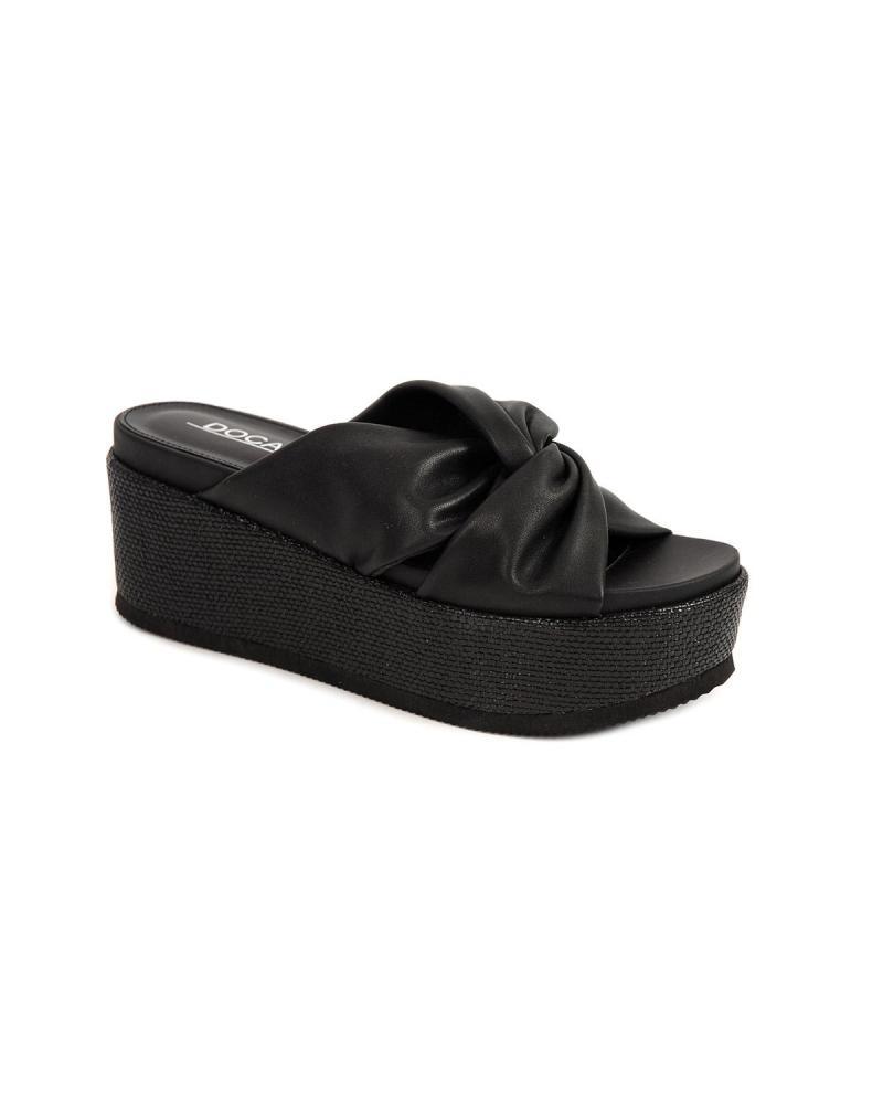 Flatforms μαύρα