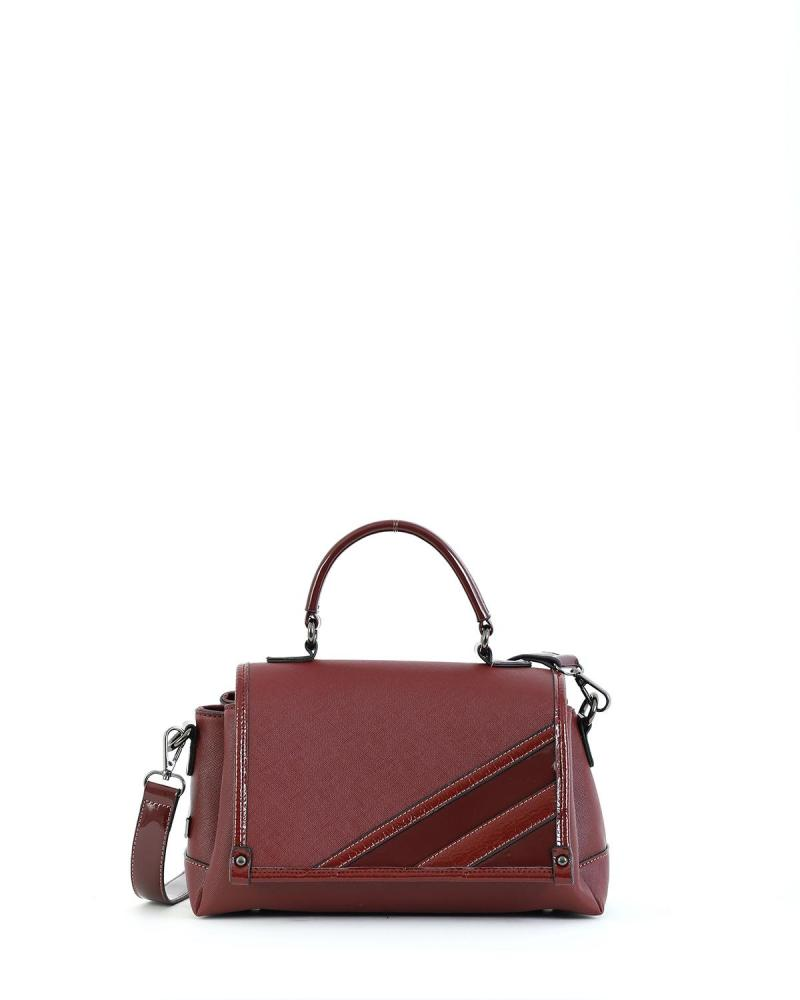 Bordeaux cross body bag