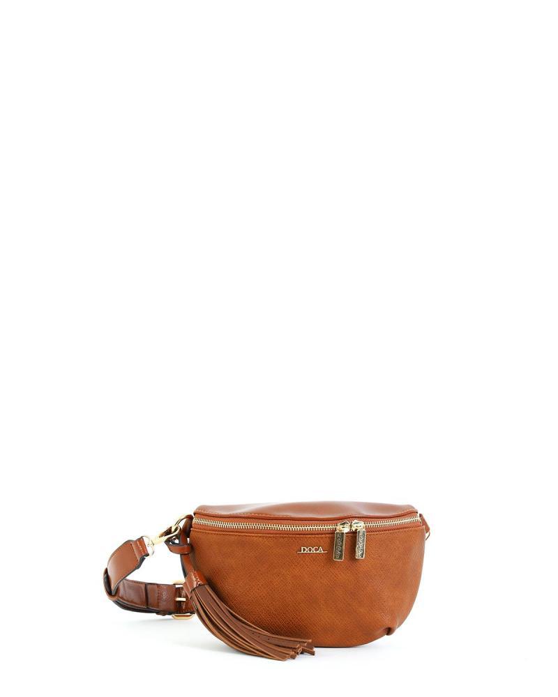 Camel belt bag