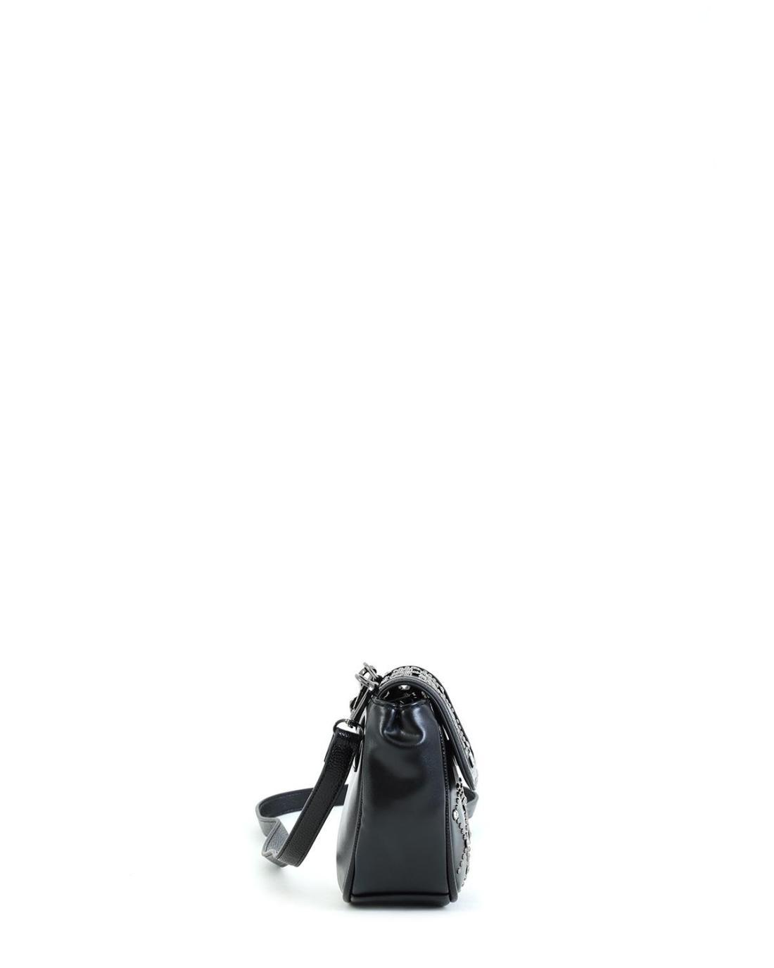 Umhängetasche schwarz