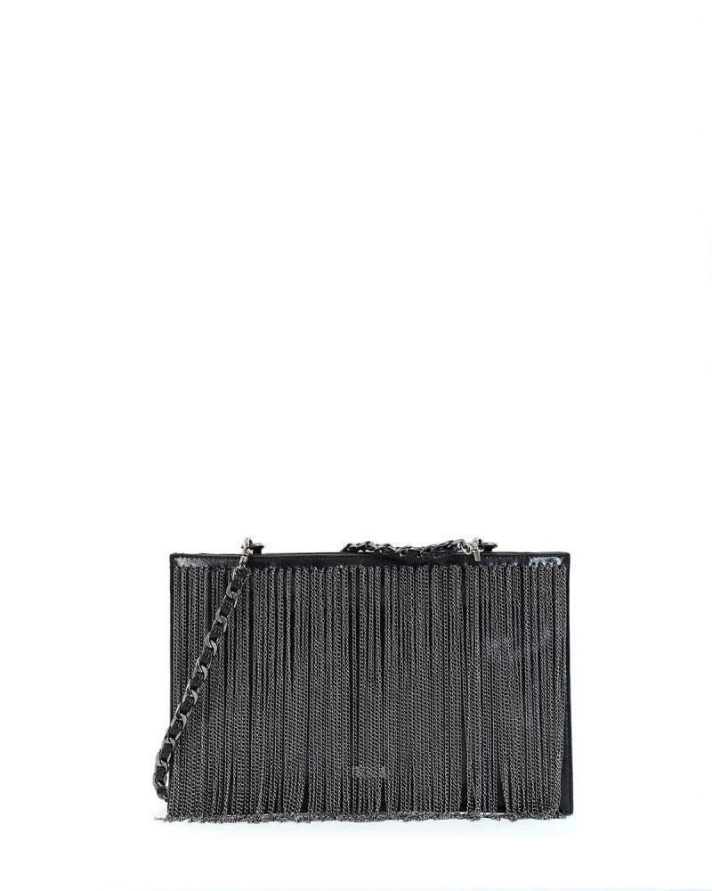 Black cross body bag