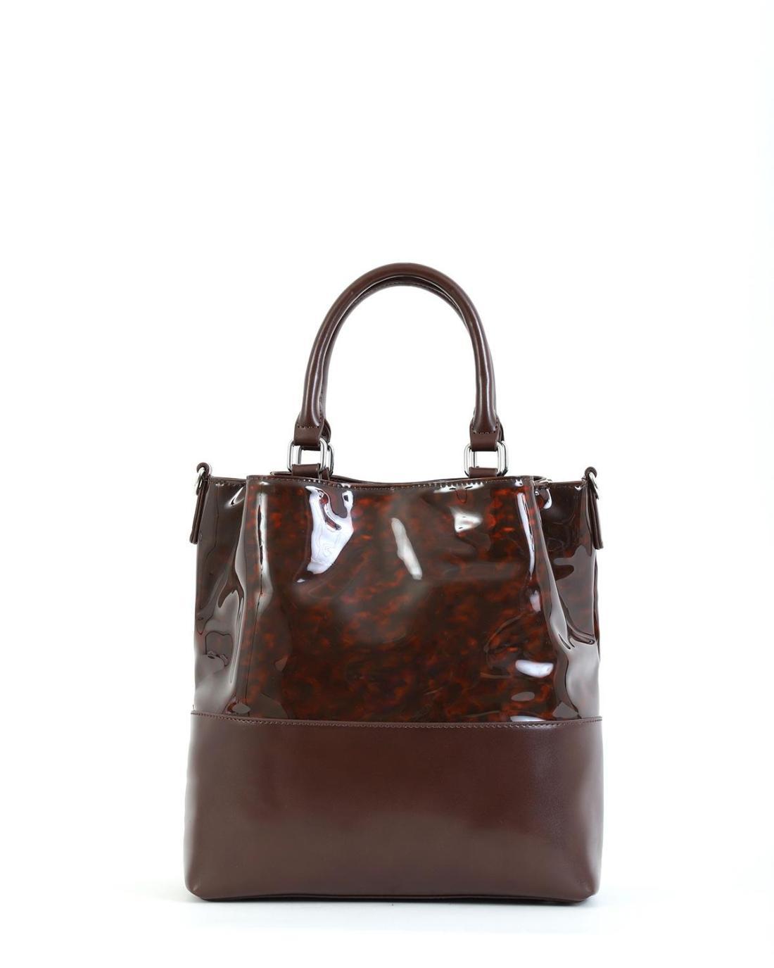 Handtasche braun
