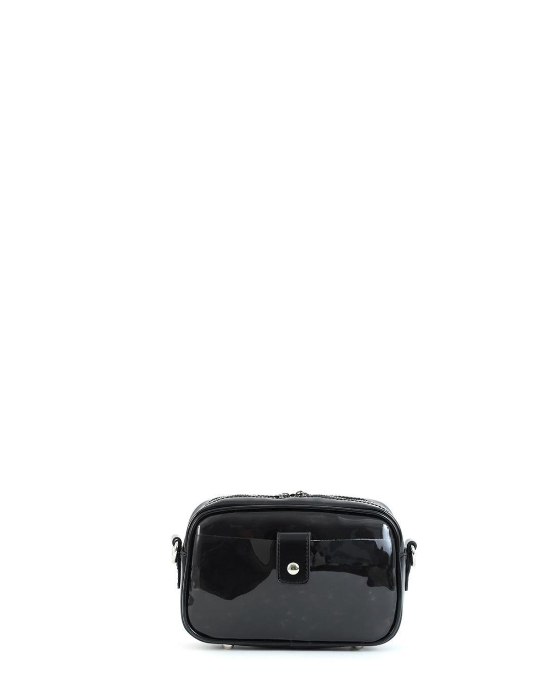 Black cross body bag