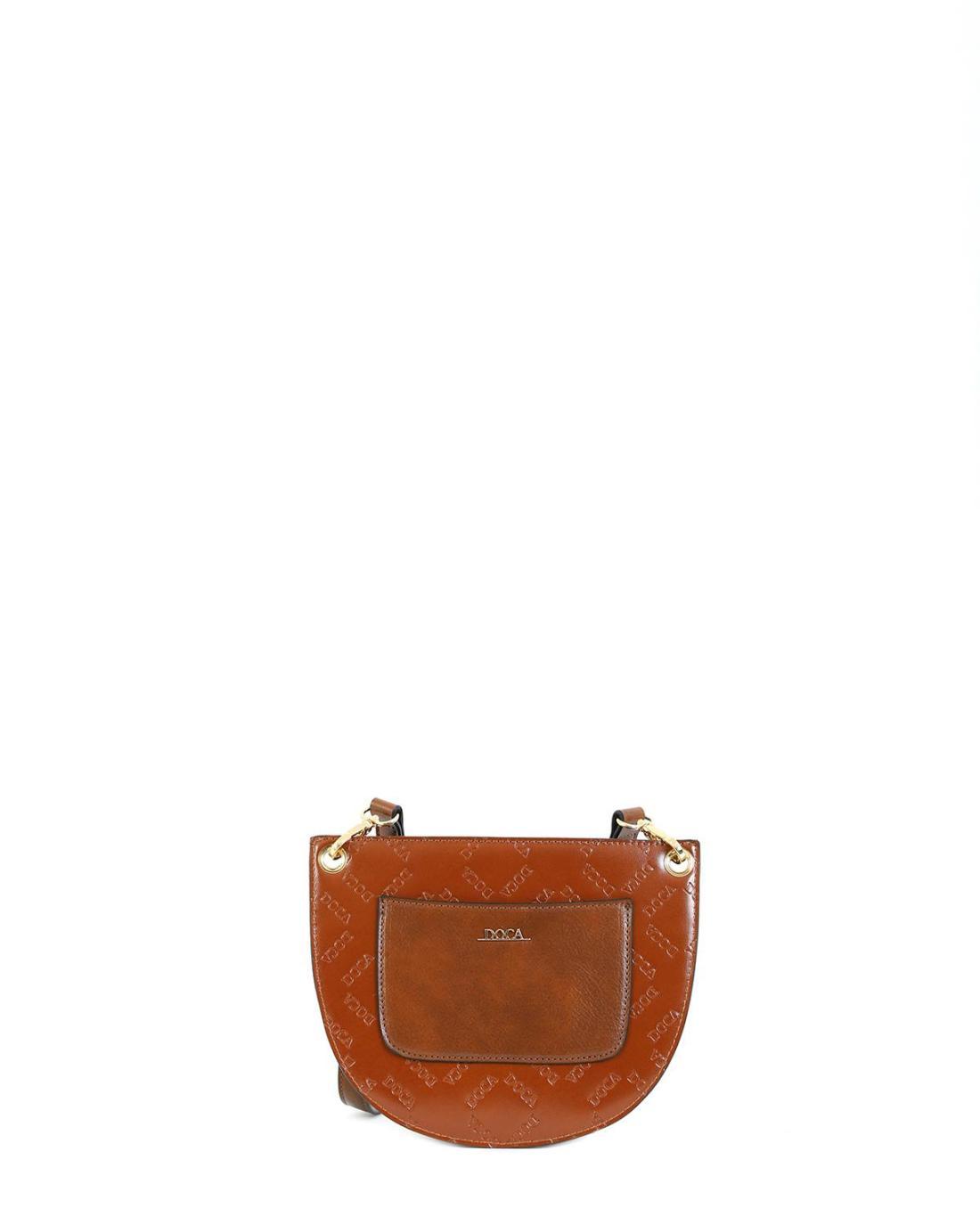 Τσάντα χιαστί/μέσης κάμελ