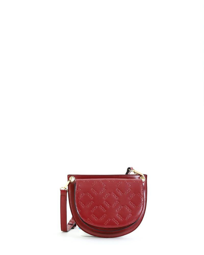 Τσάντα χιαστί/μέσης κόκκινη