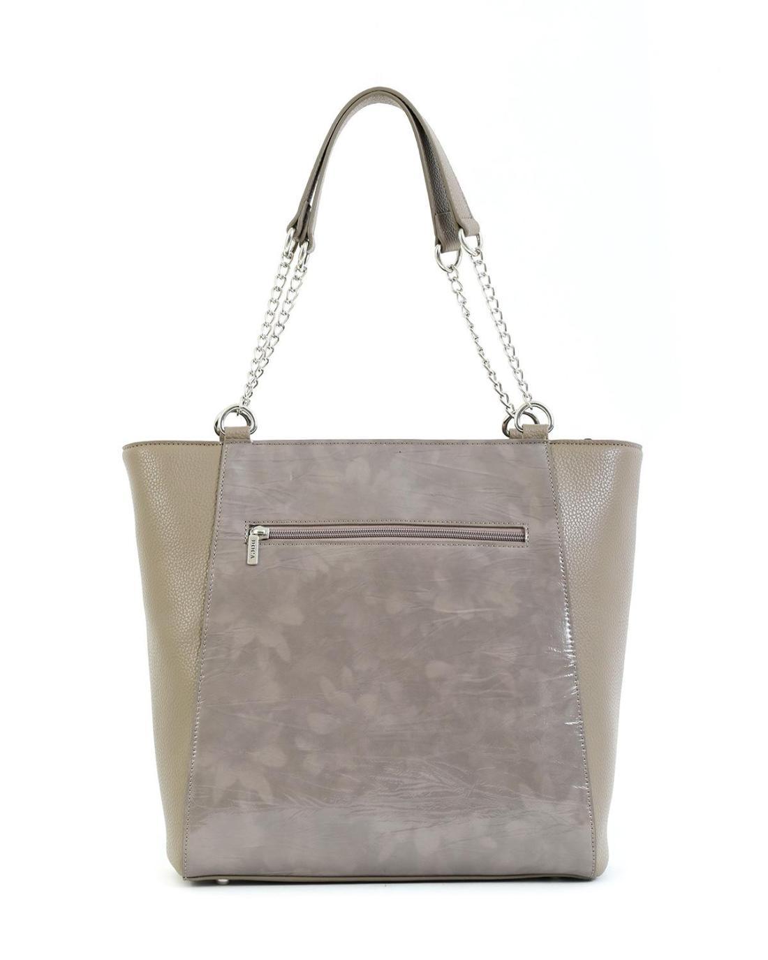 Καθημερινή τσάντα γκρι