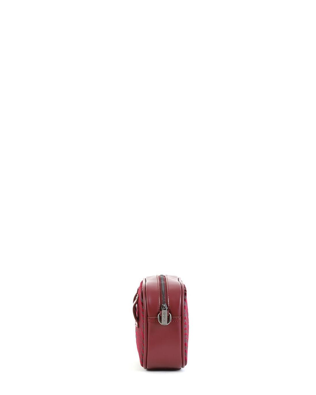 Bordeaux belt/cross body bag
