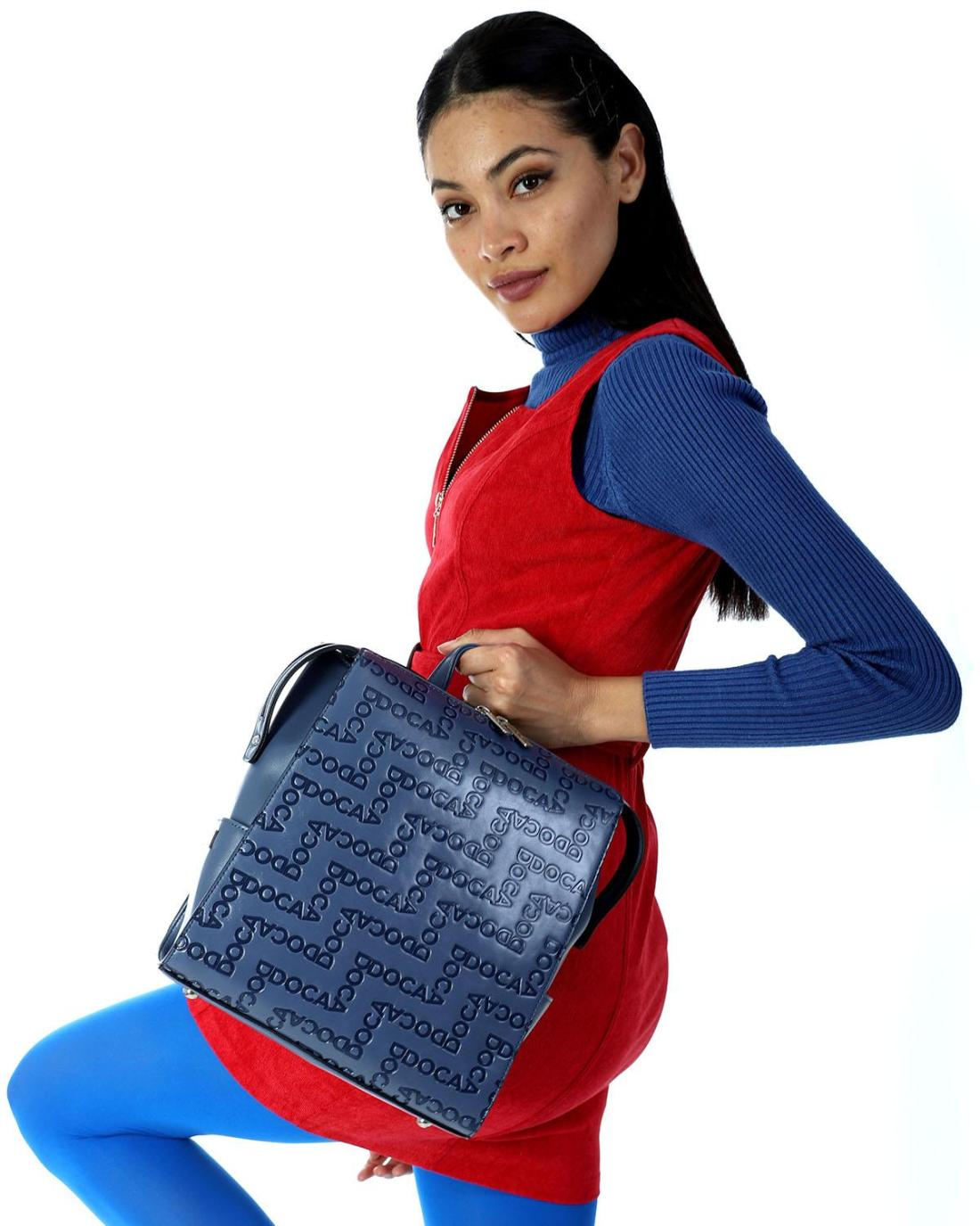 Brown backpack
