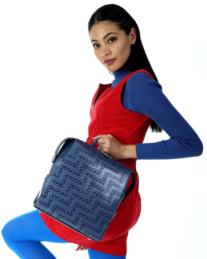Τσάντα πλάτης κόκκινη