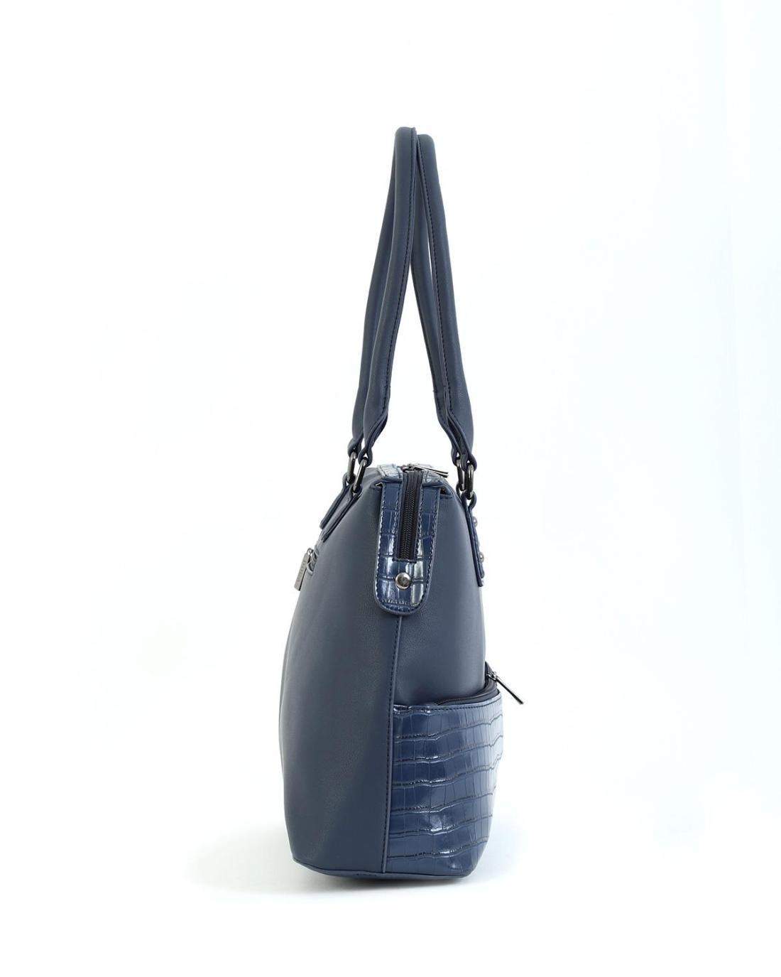 Καθημερινή τσάντα μπλε