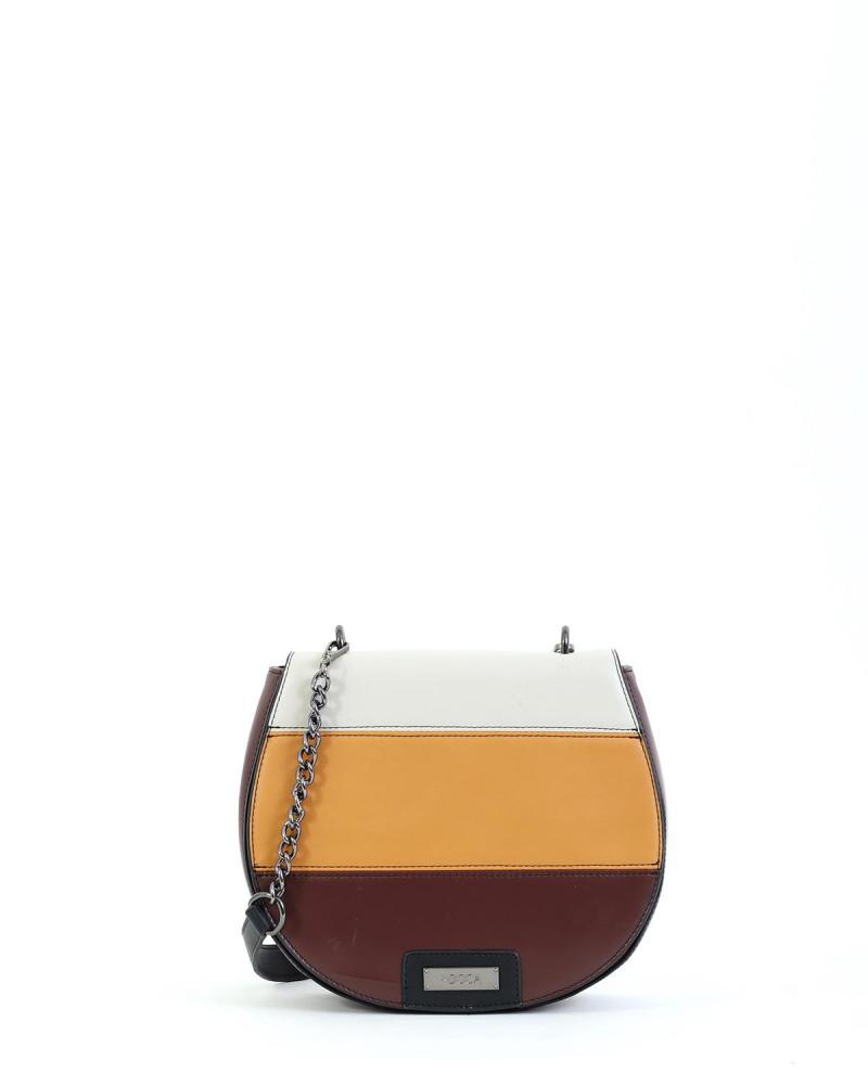 Τσάντα χιαστί πολύχρωμη