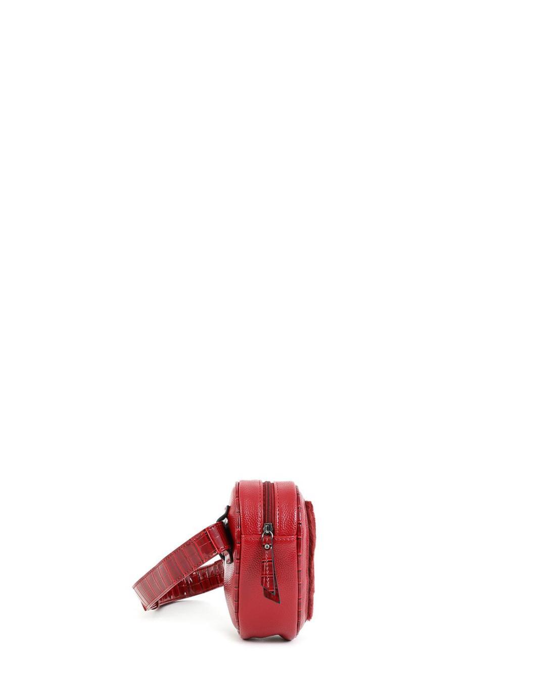 Τσαντάκι μέσης κόκκινο