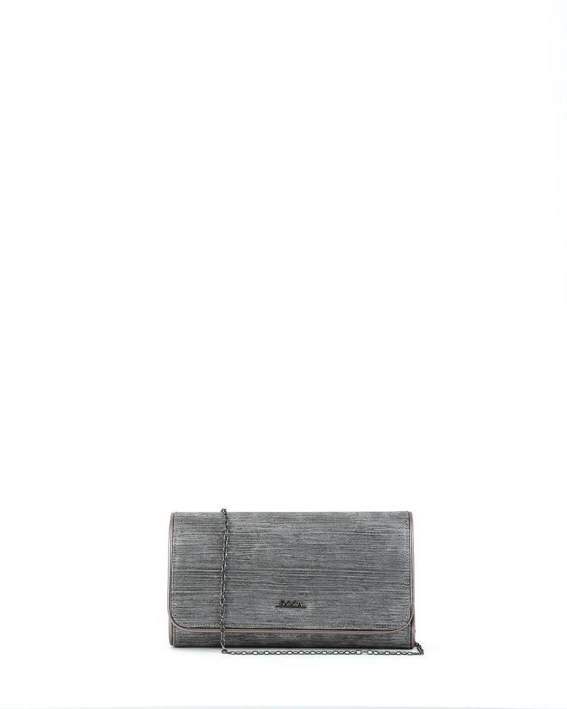 Abendtasche grau
